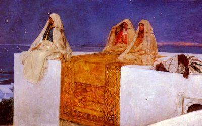 Sulla strada, verso i profumi dell'amore, dall'Orientalismo a Mauresque (parte IV)